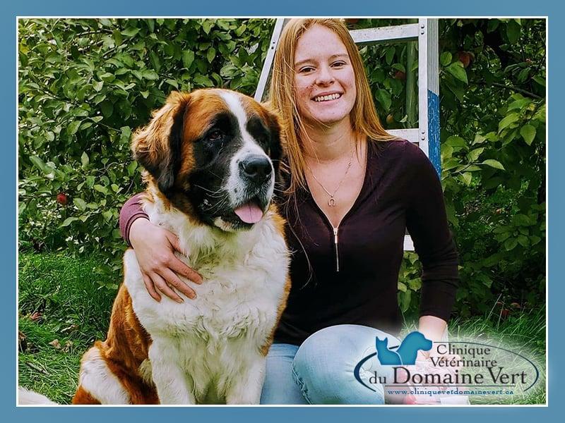 Véronique Mathieu | Équipe Clinique vétérinaire du domaine vert, Mirabel