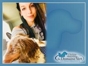 Josiane Boucher | Équipe Clinique vétérinaire du domaine vert, Mirabel