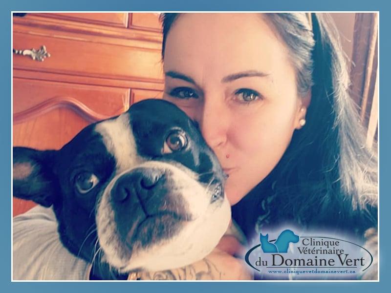 Katty Brisson | Équipe Clinique vétérinaire du domaine vert, Mirabel