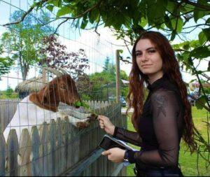 Bianca Desjardins   Équipe Clinique vétérinaire du domaine vert, Mirabel