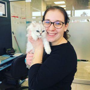 Marylou Guilbault | Équipe Clinique vétérinaire du domaine vert, Mirabel
