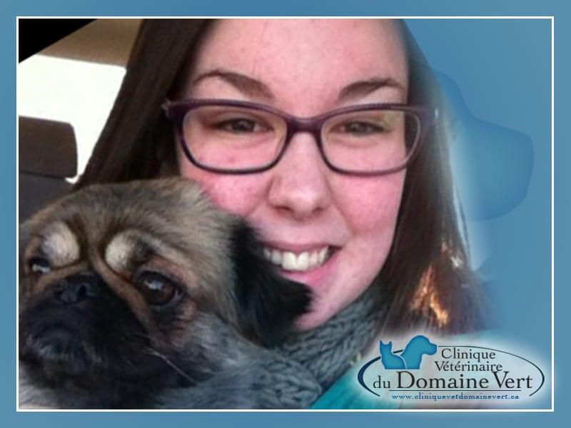 Noémie Lockhead | Équipe Clinique vétérinaire du domaine vert, Mirabel