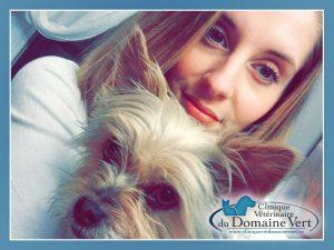 Valérie Lessard | Équipe Clinique vétérinaire du domaine vert, Mirabel