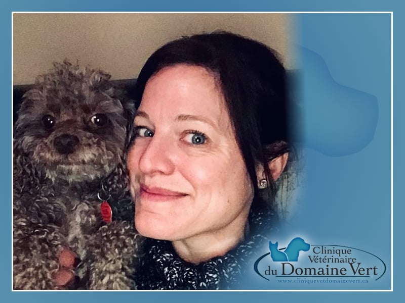 Geneviève Larose | Équipe Clinique vétérinaire du domaine vert, Mirabel