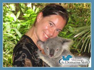 Myriam Pouliot | Équipe Clinique vétérinaire du domaine vert, Mirabel