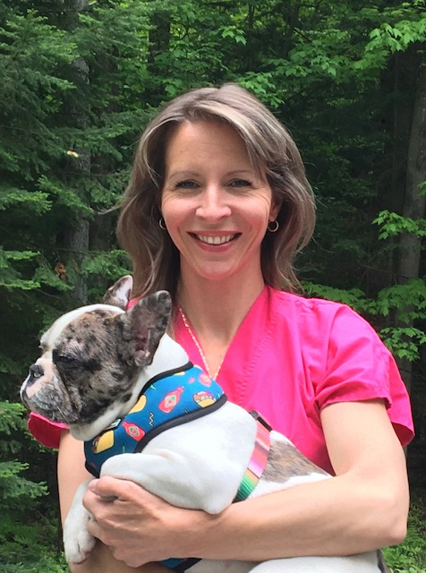 Dre Isabelle Rossi, Médecin Vétérinaire | Équipe Clinique vétérinaire du domaine vert, Mirabel