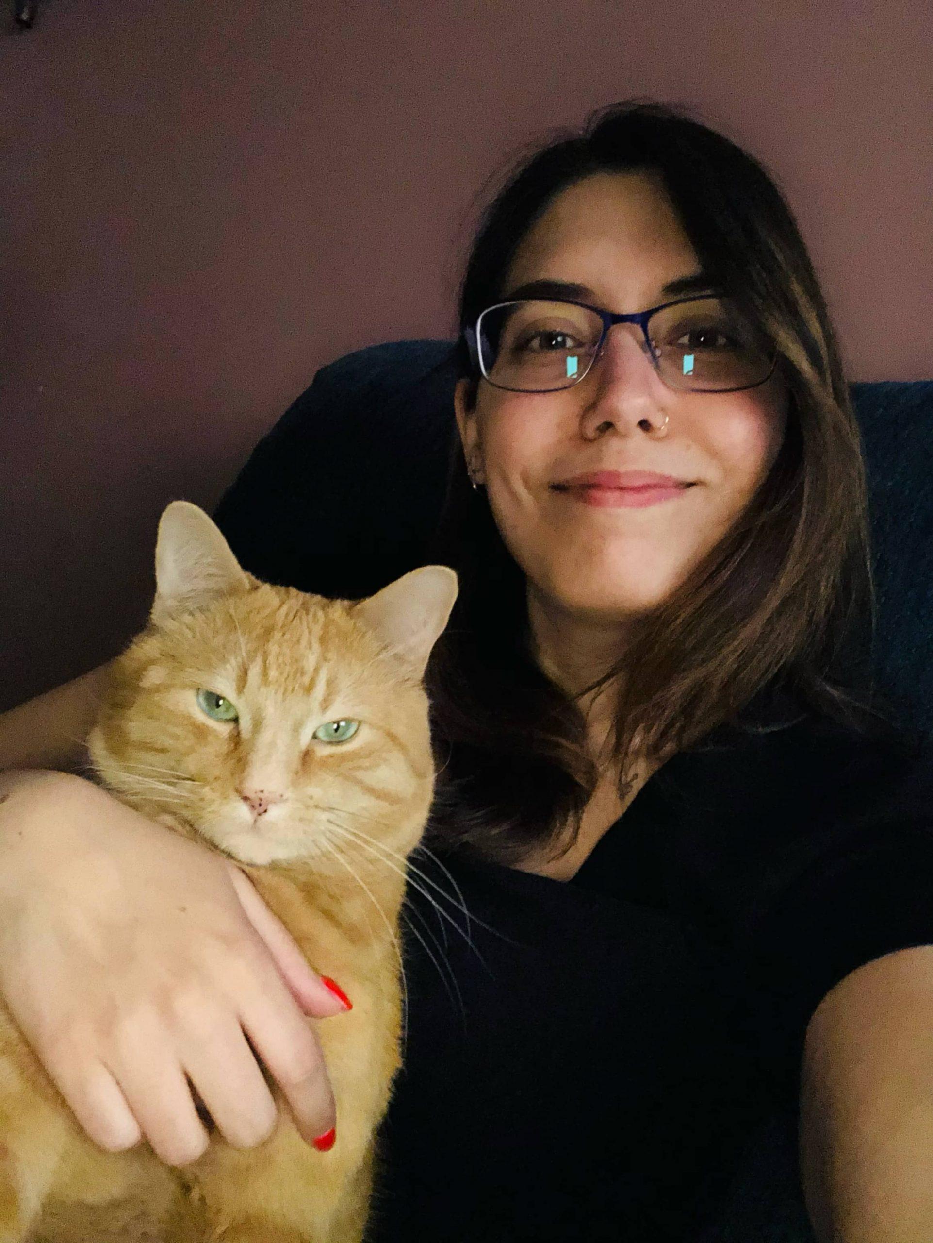 Joanie Grimard_Réceptionniste | Équipe Clinique vétérinaire du domaine vert, Mirabel