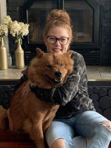 Karine Ellemberg_Réceptionniste | Équipe Clinique vétérinaire du domaine vert, Mirabel