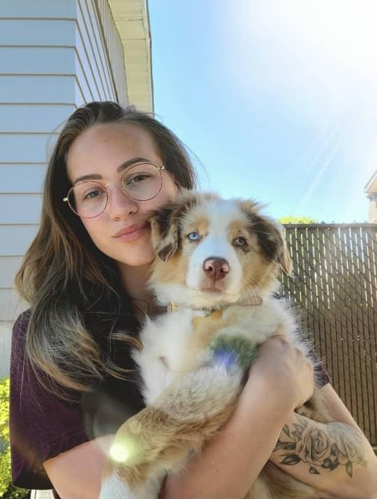 Sabrina Di Loia_Aide-Technicienne | Équipe Clinique vétérinaire du domaine vert, Mirabel